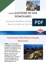 Construccion Redes de Gas