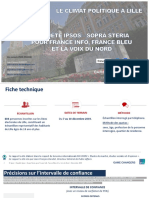 SONDAGE - Municipales à Lille