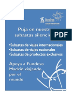 Subasta Madrid Web Seleccion