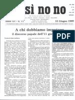 Anno XV N°11