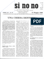 Anno XV N°9