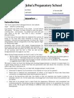 Prep Newsletter No 10 2010