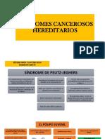 Cirugia - Sindromes Cancerosos