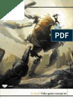 Tutorial Video Game Concept Art