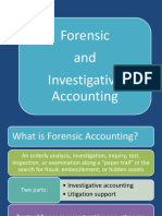 Forensic and Investigative Accounting PPt