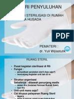 PELAYANAN sterilisasi.ppt
