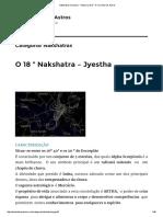 Nakshatras Arquivos - 9 a 18 -