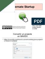 5 Hibernate Startup
