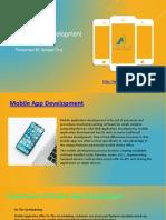 Best Mobile App Development Company in USA, Singapore