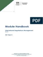 N1619 Negotiations Module Handbook 2019-2020 FINAL