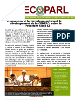 Bulletin Ecoparl Newsletter Vol 09 No1 Fr