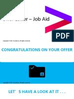 Job aid