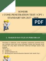 PPT Sondir_