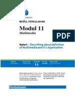 modul English for computer