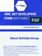 Offshore .NET development services