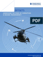 TI Defence Offset Report 20101