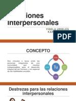 Ethic Presentation - Relaciones Interpersonales
