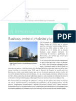 Bauhaus, estapas, teorías y maestros, legado influencia.pdf
