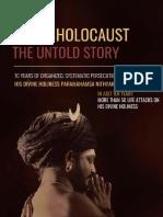 Persecution of His Divine Holiness Paramahamsa Nithyananda - Grand Narrative - The Hindu Holocaust