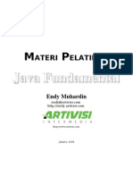 Java Java Fundamental