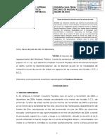 Sentencia CSJ Peru Herbert Casuruchi