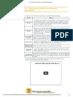 3.3. Factores Que Afectan Al Rendimiento Fotosintético