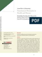 Narasimhan 2019 Classical Non Classical Monocyte