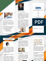Brochure Desarrollo Físico, Cognoscitivo, y Psicosocial