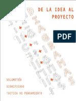 AAVV-de la idea al proyecto