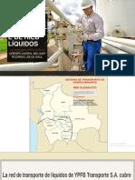 Transporte de Hbc Por Oleoductos