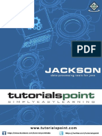 Tutorials Point - JACKSON