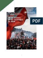 Informe Chile - 12 diciembre 2019 - español