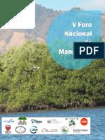 V Foro Nacional de Manglares 2018