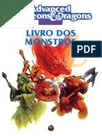 AD&D - Livro Dos Monstros