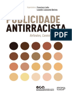 Publicidade Antirracista - Francisco Leite e Leandro Leonardo Batista