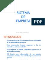 Sistema de Empresa