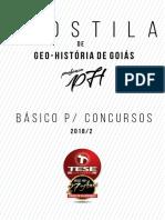 Geo história de Goiás