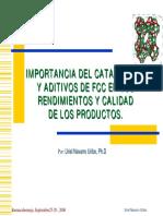 7. Catalizador FCC