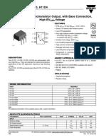 DATASHEET H11D1