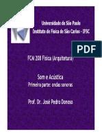 FCM 208 Física (Arquitetura)