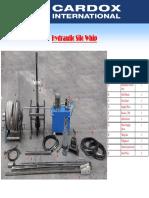 Cardox Hydraulic SiloWhip .20.10.15