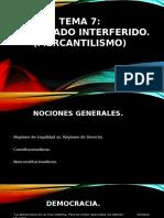 exposición EL MERCADO INTERFERIDO