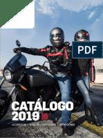 Catálogo MRM 2019