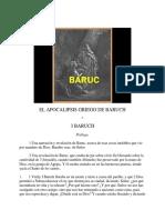 El Apocalipsis Griego de Baruch