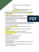 Función Del Marketing en La Empresa - David Vela