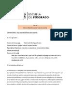 Copia de Informe María Isabel