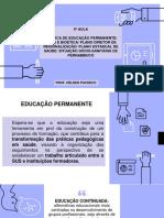 Legislação do SUS - Slides 5º Aula - SES - Hélder Pacheco
