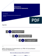 IFRS 3 Business Combinations_ IFRS 10 Consolidated Financial Statements_UrFU_2019