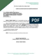 Impugnacion Fiscalia