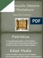 Formación Literaria Del Pentateuco